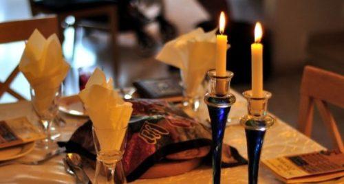 Шабатние свечи