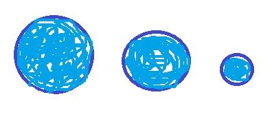 Заштрихованные круги