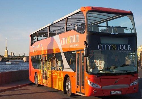 Обзорный экскурсии по городу на двухэтажном автобусе добавят впечатлений