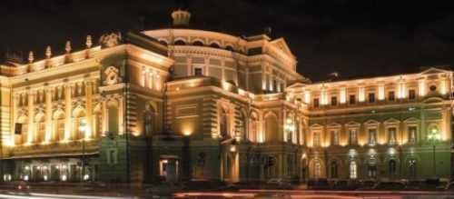 Мариинский театр - старейший в Петербурге