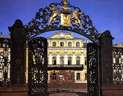 Шереметевский дворец музыки