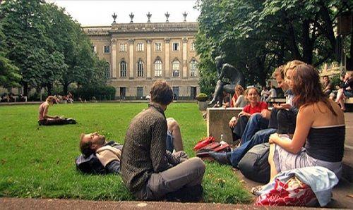 Высшее образование в Германии - старейшее в Европе