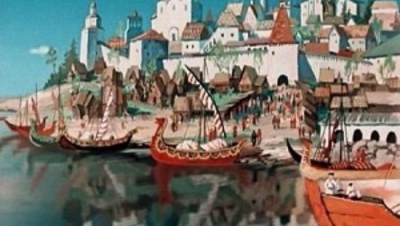 ТОП-10: Лучшие советские мультфильмы 50-х годов