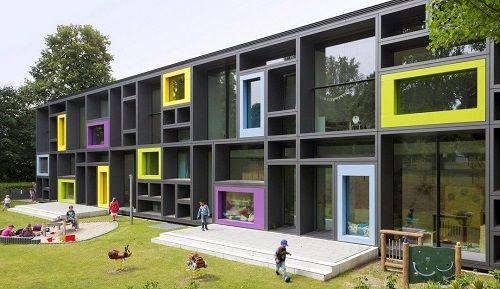 Детский садик в Германии