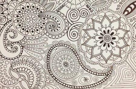 Этот способ рисовать помогает снять стресс и упорядочить свои мысли