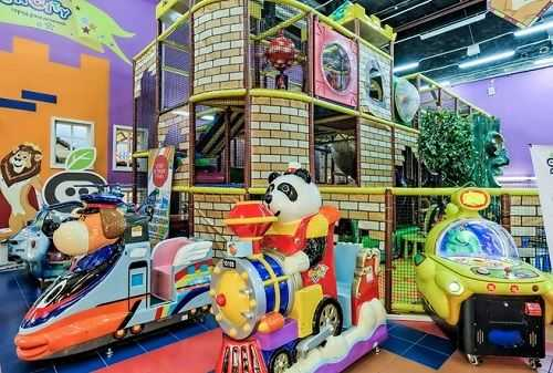 Fun City - город развлечений