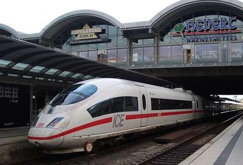 Комфортные скоростные поезда