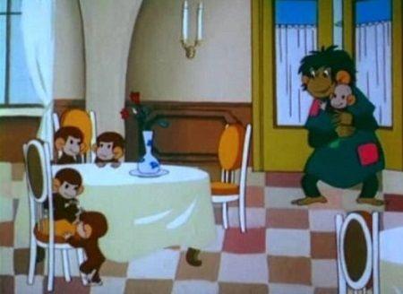 Осторожно, обезьянки!