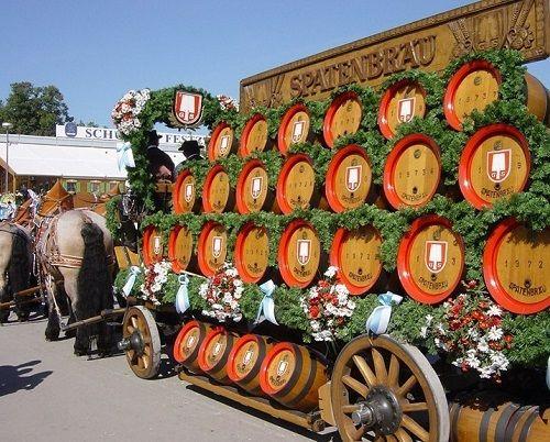 Октоберфест - праздник урожая и пива