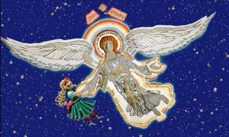 Сказка с ангелом