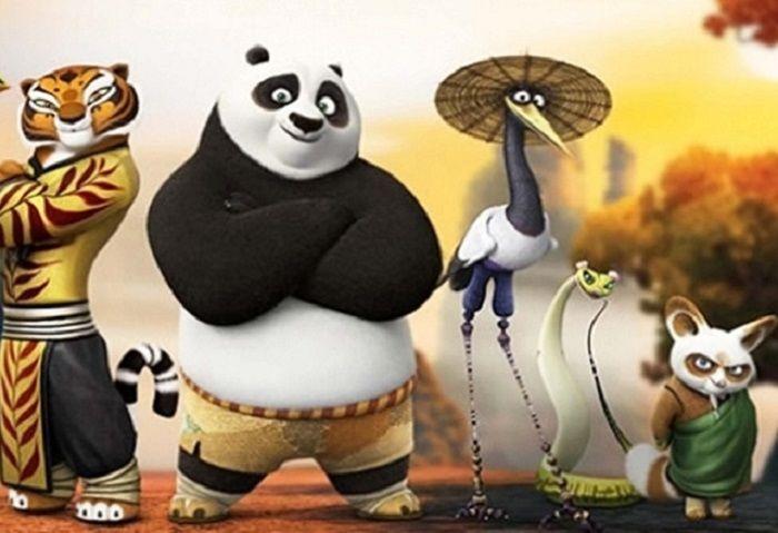 Кунг -фу панда