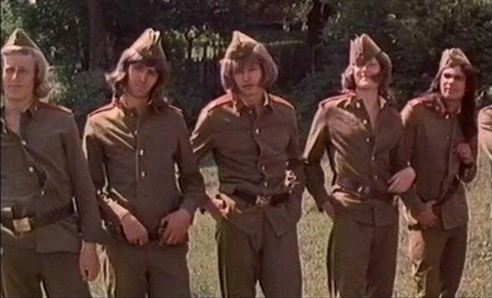Семеро солдатиков