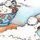 Вкусняшки — рисовашки: Снежки