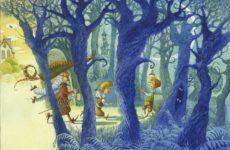 Топ-10: Волшебные книги для мальчиков