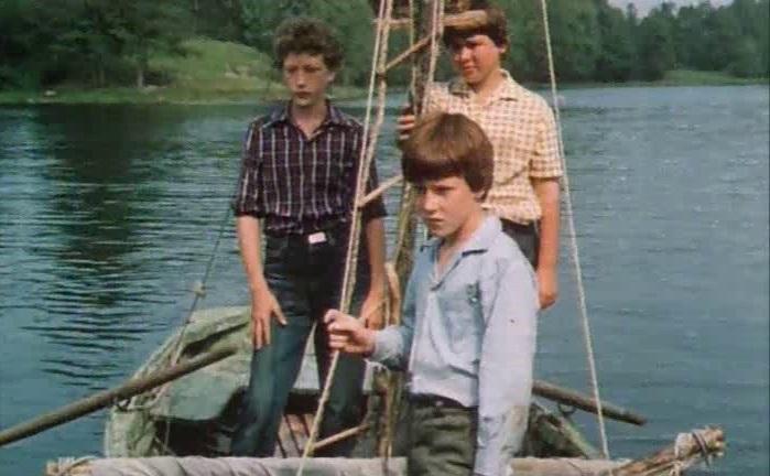 Ребячий патруль (1984)