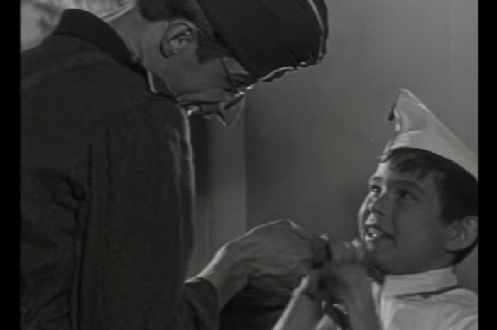 Смелого пуля боится или Мишка принимает бой (1970)
