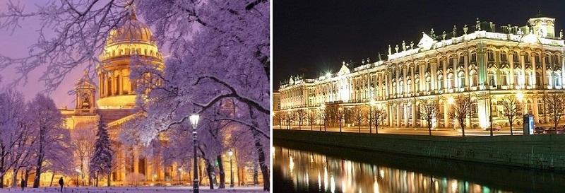 Санкт-Петербург вечерний