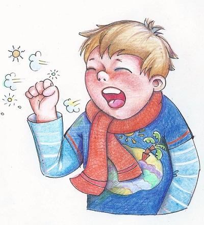 Откуда появляется кашель при простуде?