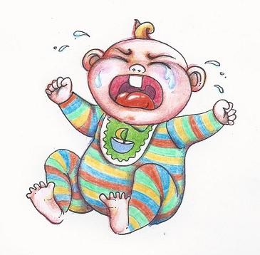 Почему младенцы кричат?