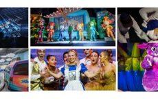 ТОП-15: Новогодние детские шоу в СПб-2018