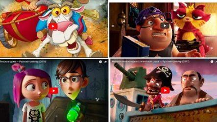 ТОП-10: Новые мультфильмы зимы 2018 года